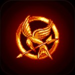 Hunger Game Mocking Jay Pin