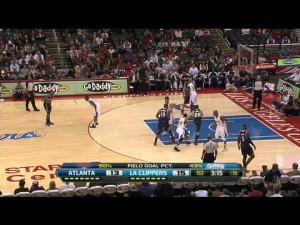 NBA Summer League App in game